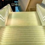 Mit Treppenlift flexibel das Haus betreten