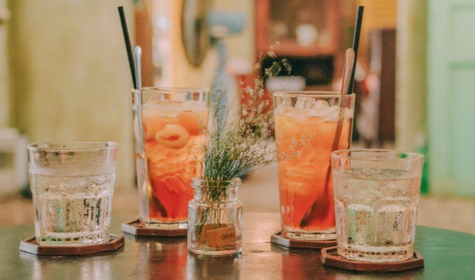 Das leckere Aroma für den Cocktail